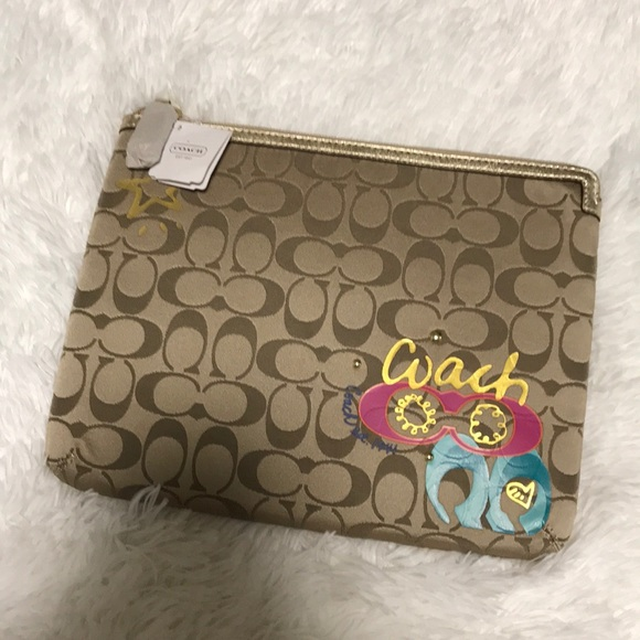 Coach Handbags - Brand New Tablet Case